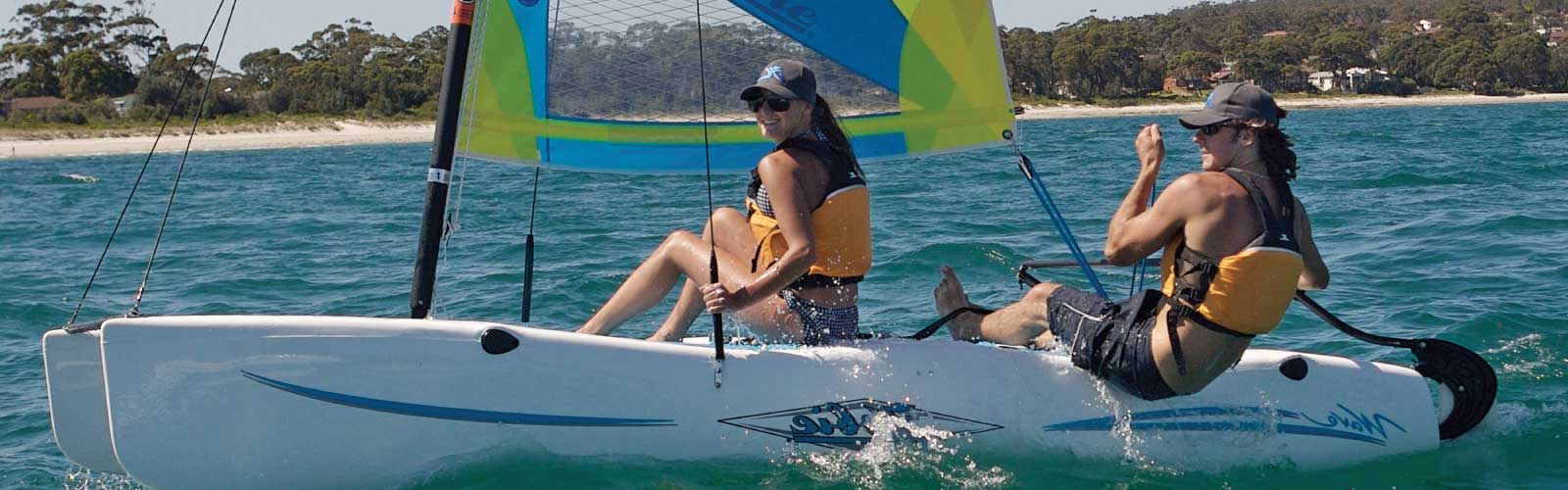 Hobie Sailboat Rental